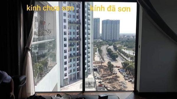 Cách nhiệt cửa sổ hiệu quả bằng sơn kính cách nhiệt
