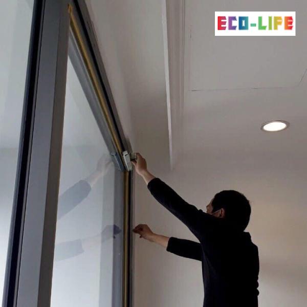 Tiết kiệm điện điều hòa khi sử dụng sơn kính chống nóng Ecolife