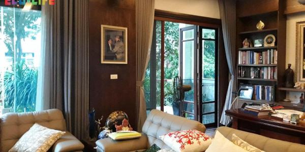 Thi công sơn chống nóng kính tại nhà riêng, Linh Đàm, Hoàng Mai